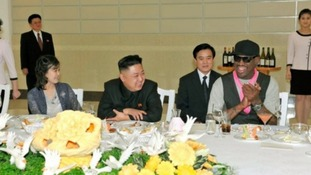 Rodman reveals Kim Jong-un has become a father