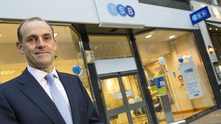 TSB's chief executive Paul Pester.