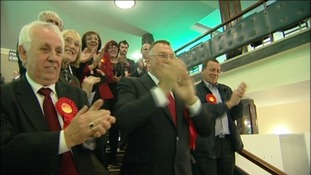 Plymouth turns red as Labour gain control from Conservatives