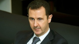 Syrian President Bashar al-Assad done interviews with a number of foreign news organisations.