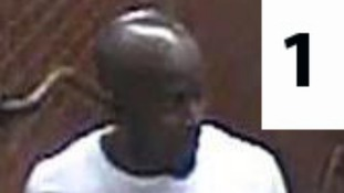 CCTV image taken at Rayners Lane underground station