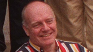 Chris Denning pictured here in 2001, was part of the original line-up when Radio One was launched in 1967