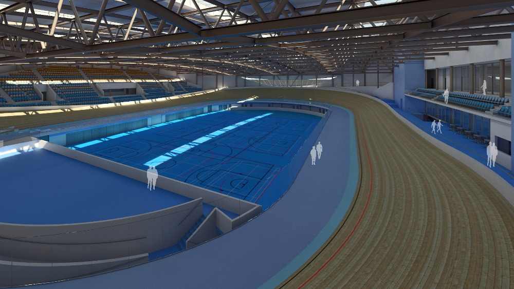 Derby's new Multi-Sport Arena to be completed 2014 ...