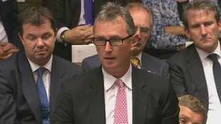 Nigel Evans has resigned his position as Deputy Speaker of the House of Commons.