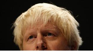 Conservative Mayoral candidate Boris Johnson
