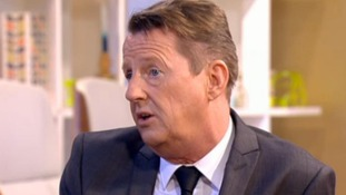 Kevin Kennedy, who played Curly Watts on Coronation Street, speaks to This Morning.