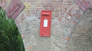 "The Royal Mail said: ""It is certainly not an operational posting facility"""