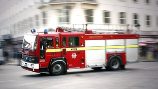 Under proposals, 14 fire engines would be cut in the capital