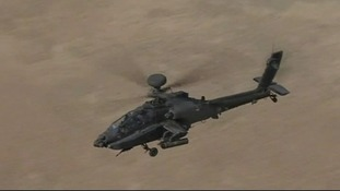 The Apache fleet has seen extensive service in Afghanistan