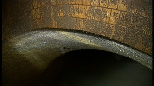 Thames Water says the current Victorian sewer network can't keep up when it rains