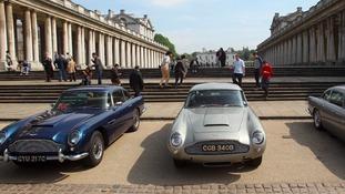 Vintage Aston Martins
