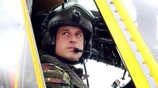 Prince William has decided to leave operational service as a search and rescue pilot