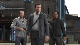 Grand Theft Auto V Box Cover