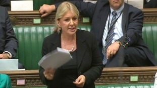MP Nadine Dorries.