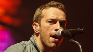 Coldplay frontman Chris Martin reveals he has tinnitus