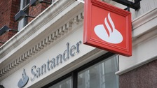 Santander has said no money was ever at risk in the failed cyber plot.