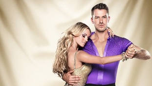 Contestants Ola Jordan and Ashley Taylor Dawson.