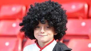 Fellaini wigs