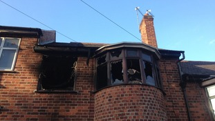 A mother and three children died in the house fire.