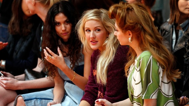 LFW showcasing British talent - ITV News