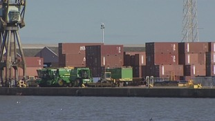 Tilbury, Essex, strike