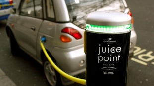 Electric Car Juice Point  in Westminster