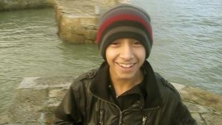 Jamal, aged 15