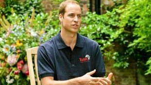 The Duke of Cambridge spoke to ITV about his passion for conservation.