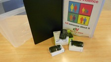 Leicestershire Police offers this toolbox to victims of domestic violence