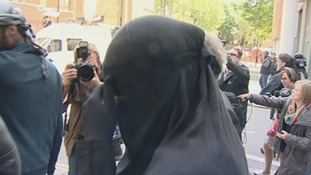Muslim woman ordered to remove full-face veil in court