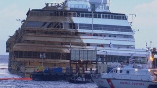 The Costa Concordia was wrecked in January 2012 after colliding with a rock off the coast of Isola del Giglio.