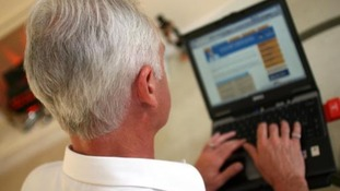 Older Londoners are falling behind in getting online