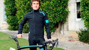 olympian cyclist