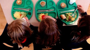 The Coalition will fund schools in England to provide every infant school child with a hot meal at lunchtime