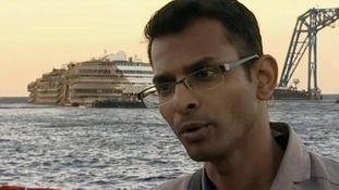 Brother of Costa Concordia victim hopeful his remains will be recovered