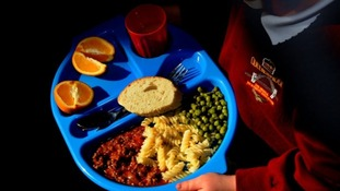 Infant school children to receive free school meals