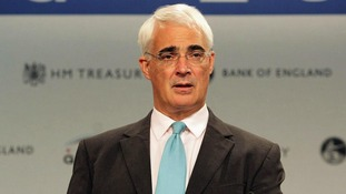Leader of the Better Together campaign Alistair Darling