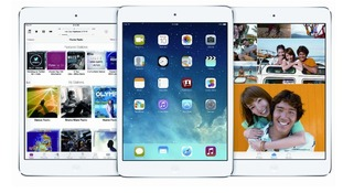 How iOS 7 will look on an iPad mini
