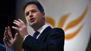 Deputy Prime Minister Nick Clegg said the Liberal Democrats should be a permanent fixture in British politics.