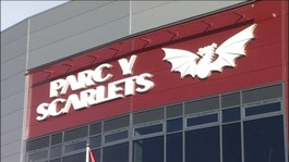 Parc Y Scarlets ground