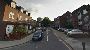 Coppock Close, in Battersea
