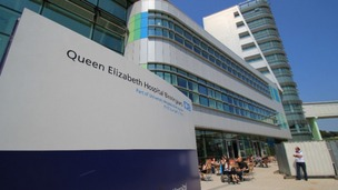 The Queen Elizabeth hospital in Birmingham will be one of those helping under performing trusts.