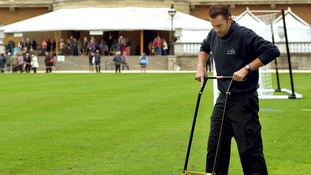 The Duke of Cambridge helped arrange the game between two of England's oldest amateur clubs