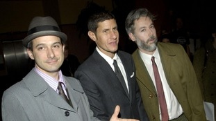 The Beastie Boys in 2006:(from right to left) Adam Yauch, Michael Diamond and Adam Horovitz.