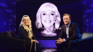 Coronation Street legend Julie Goodyear's interview with Piers Morgan.