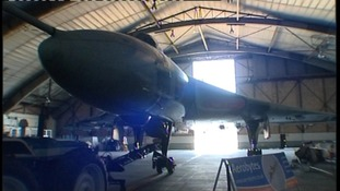 Bruntingthorpe Airfield commemorates Falklands Conflict Anniversary