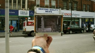 Mertens Butchers on Hamlet Court Road.