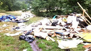 Waste on Tooting Common.