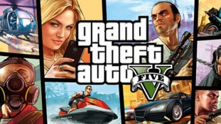 Grand Theft Auto V is the fifth edition of the violent video game