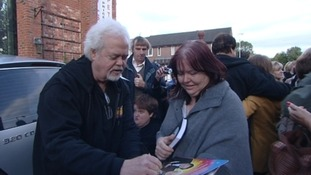 Merrill Osmond in Darlington